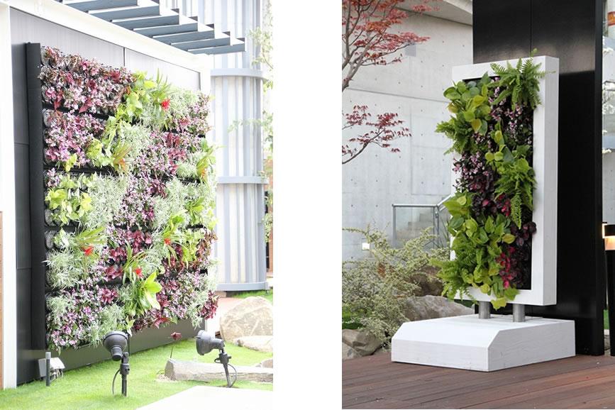 """壁面緑化の必要性~なぜ、今 """"壁面緑化"""" ?~"""